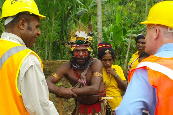 Papua New Guinea Liquefied Natural Gas